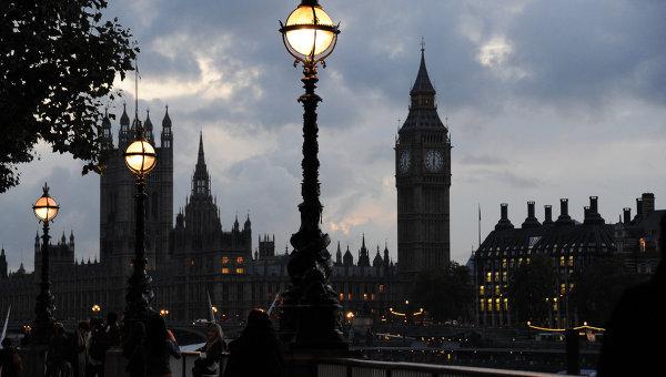 Города мира. Лондон. Великобритания. Архивное фото