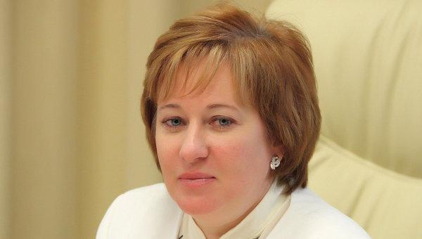 Министр финансов Московской области Татьяна Крикунова
