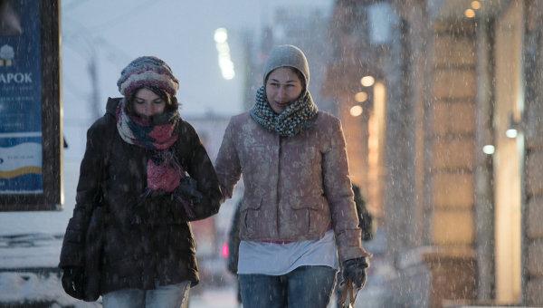 Температура на этой неделе в Москве будет на 14 градусов ниже нормы