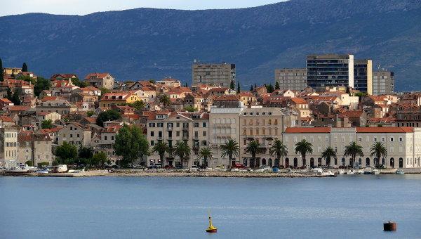 Хорватский Сплит. Архивное фото