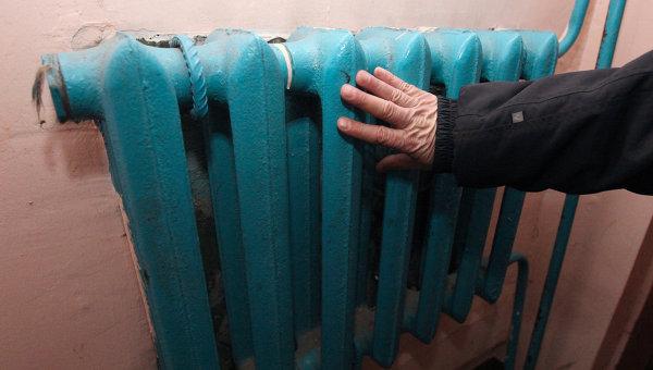 Отопление. Архивное фото