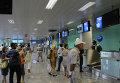 Пассажирский терминал аэропорта Якутска