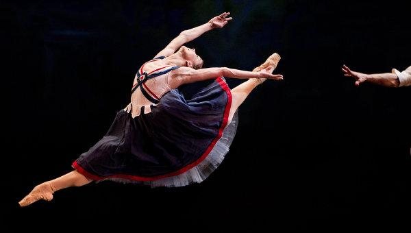 Балерина. Архив