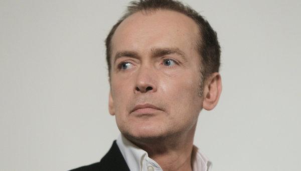Актер Андрей Руденский