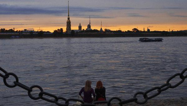 В Санкт-Петербурге заканчивается сезон белых ночей