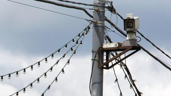Камера слежения, архивное фото