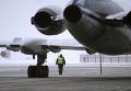 Стоянка самолетов в аэропорту