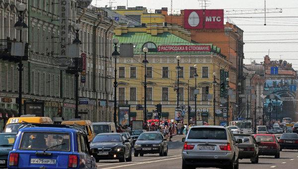 Секс на невском проспекте в петербурге