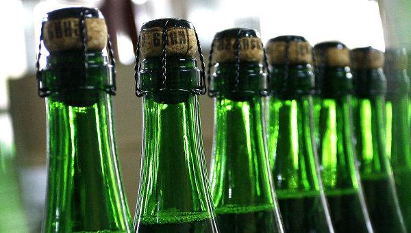 Минимальные розничные цены нашампанское установлены в РФ