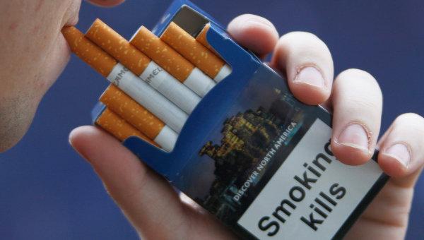 В Российской Федерации вступает в силу новый Технический регламент на табачную продукцию. Архивное фото