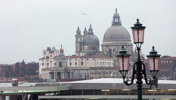 Венеция, архивное фото