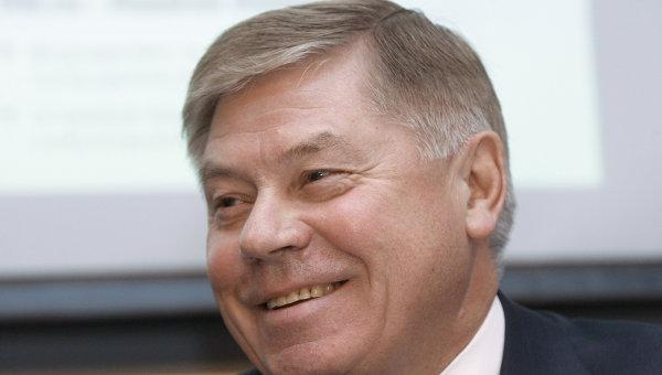Председатель ВС РФ Вячеслав Лебедев