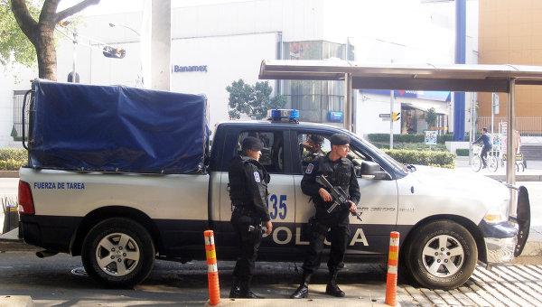 Преступность в Мексике. Архивное фото