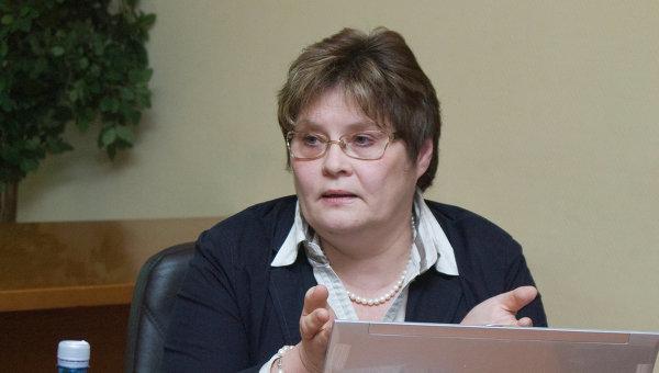 Директор Института развития образования ГУ-ВШЭ Ирина Абанкина