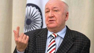 Посол России в Индии Александр Кадакин, архивное фото