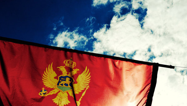 Флаг Черногории