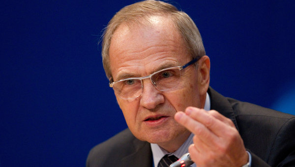 Председатель Конституционного суда РФ Валерий Зорькин. Архивное фото