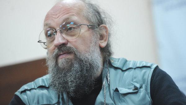 Журналист Анатолий Вассерман, архивное фото