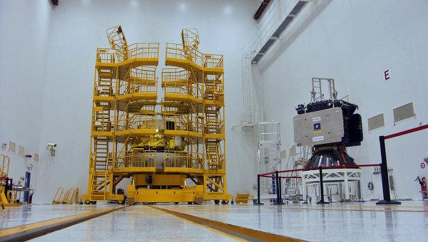 Европейский космический аппарат Галилео, архивное фото