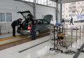 Технический осмотр автотранспорта в ГИБДД Чечни