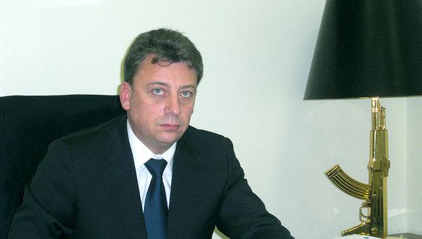 Генеральный директор ООО «Военно-промышленная компания» Дмитрий Галкин