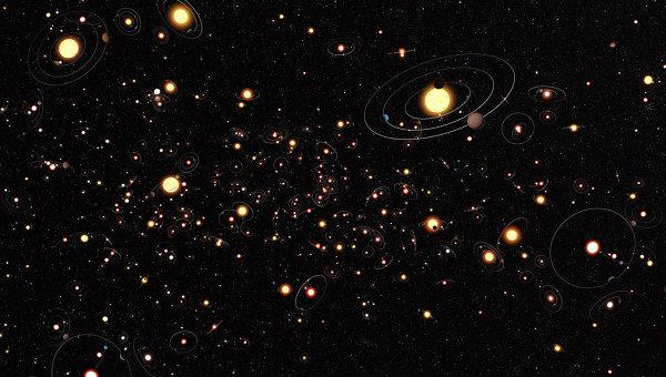 В нашей Галактике может быть более 100 миллиардов планет