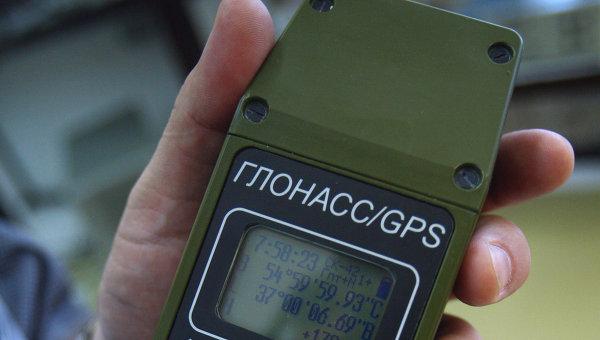 Образец приемника ГЛОНАСС. Архив