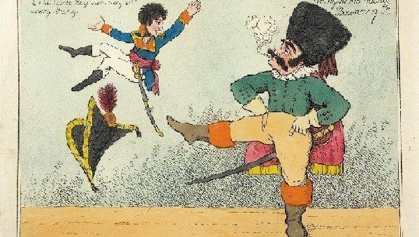 Выставка Два императора расскажет о Наполеоне и Александре I