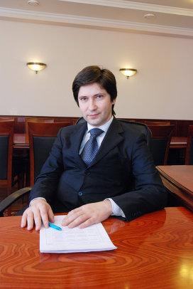 Руководитель Федерального государственного казенного учреждения Росвоенипотека Владимир Шумилин