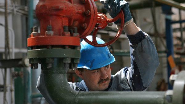 Казахский газоперерабатывающий завод остановлен на ремонт.