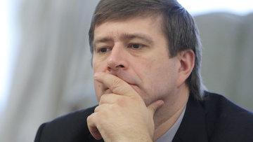Министр юстиции России Александр Коновалов. Архивное фото