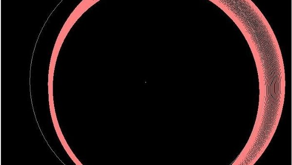Эволюция орбиты астероида 2012 DA14 при тесном сближении его с Землёй в момент 15 февраля 2013 года
