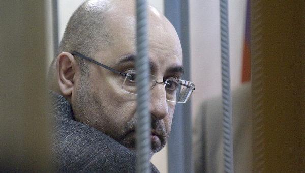 Зампредседатель ВЭБ Анатолий Балло на заседании суда. Архивное фото