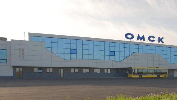 Воздушная гавань Омска, архивное фото