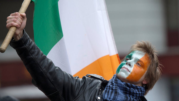 Ирландия, архивное фото