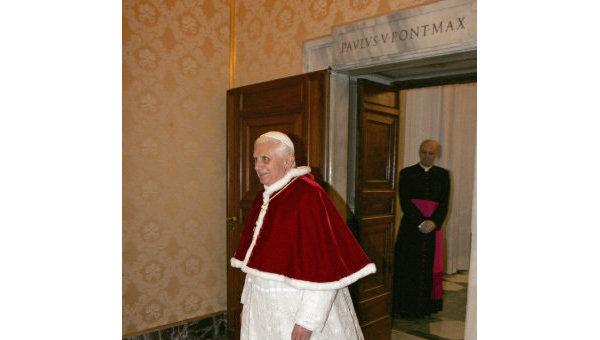 Бенедикт ХVI не подпишет документы о беатификации Папы Пия XII