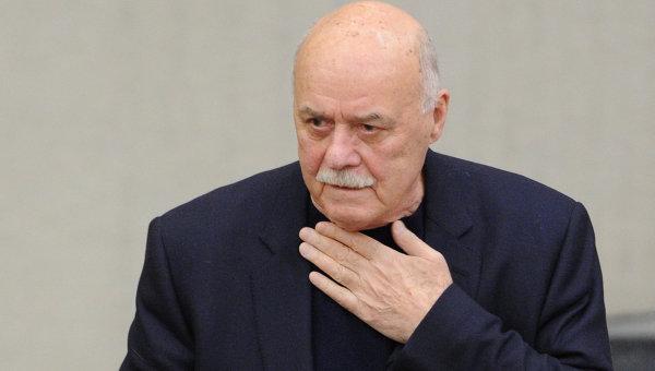 Станислав Говорухин, архивное фото