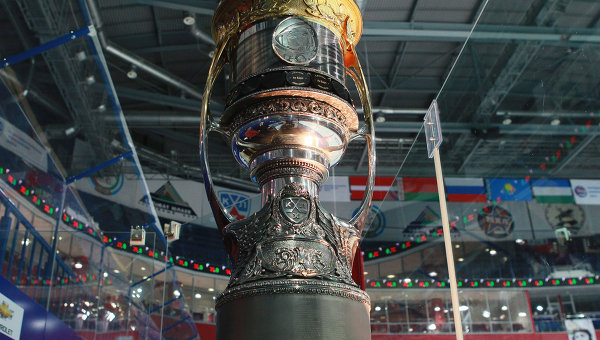 Кубок Гагарина, архивное фото