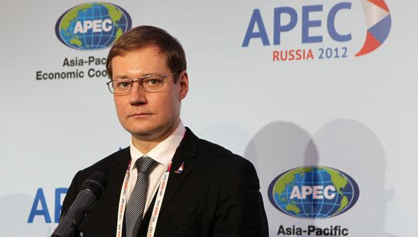 Руководитель федерального казначейства Роман Артюхин. Архивное фото