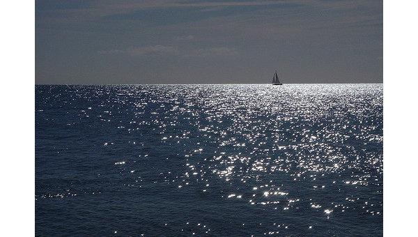 Открытое море. Архивное фото