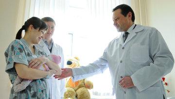 Миллионную жительницу Красноярска назвали Аней