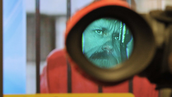 Видеомост по делу Виктора Бута. Архивное фото