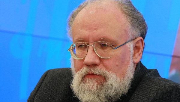 Председатель ЦИК РФ Владимир Чуров. Архивное фото