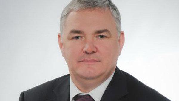 Председатель Законодательного собрания Приморского края Евгений Овечкин