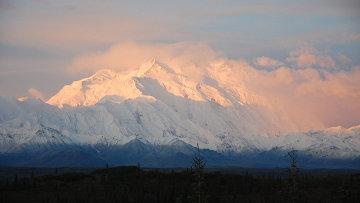 Гора Мак-Кинли, Аляска. Архивное фото