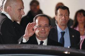 Франсуа Олланд. Архивное фото.