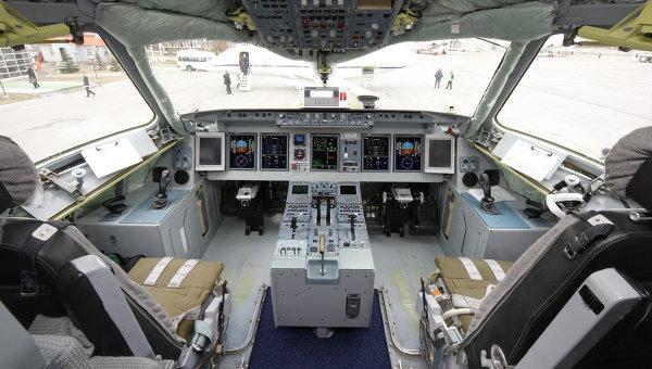 Самолет Сухой Суперджет-100. Архив