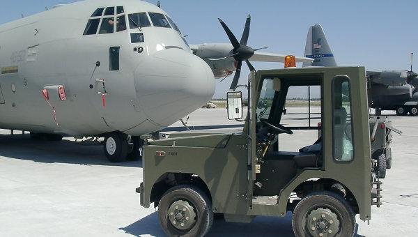 Авиабаза Военно-воздушных сил (ВВС) США «Манас»
