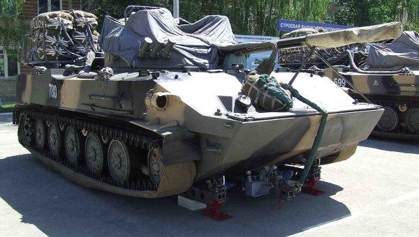 Танк БМД-4М. Архивное фото