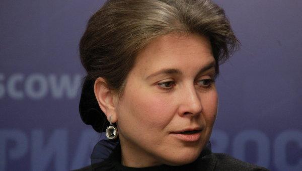 Генеральный секретарь Российского Союза ректоров Ольга Каширина